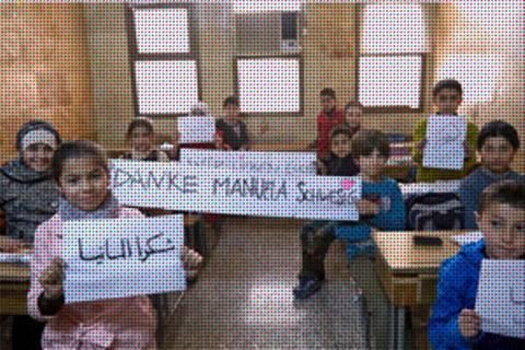 Syriens Frauen und der Krieg
