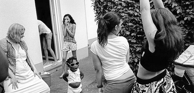 Fotoprojekt: Leben im Frauenhaus