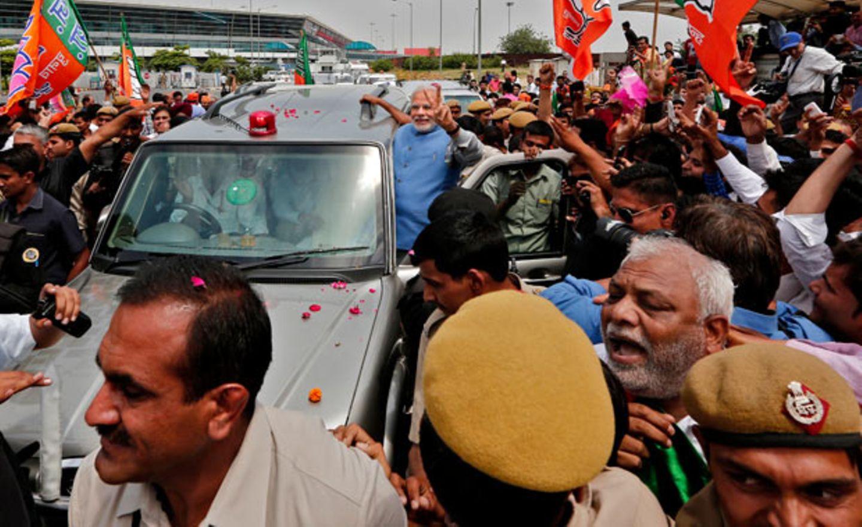 Wohin steuert Narendra Modi das neue Indien?