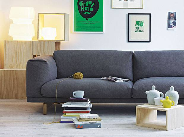einrichten: farben fürs wohnzimmer: jetzt wird's bunt! | brigitte.de, Wohnideen design