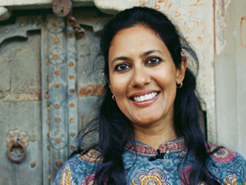 Die Betriebswirtin Chhavi Rajawat will den Frauen in Soda eine Zukunft geben. Wenn 2015 ihre Amtszeit als Dorfvorsteherin endet, will sie die Entwicklung in anderen ländlichen Orten vorantreiben.