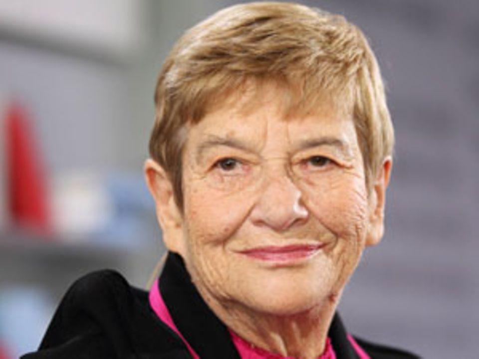 Stefanie Zweig ist tot