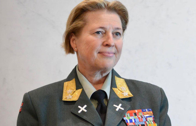 Kristin Lund ist die erste Frau an der Spitze einer UN-Blauhelmtruppe