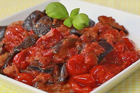 Video-Kochschule: Melanzane A Funghetto - Gebratene Auberginen