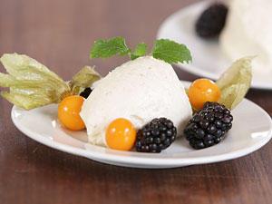 Unwiderstehlich: Vegane weiße Mousse au Chocolat