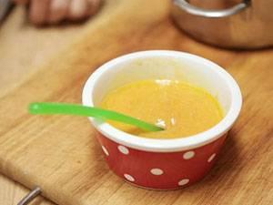 Annettes kleine Küche: Kartoffel-Möhren-Fleisch-Brei: Das Rezept für Babys Mittagsbrei
