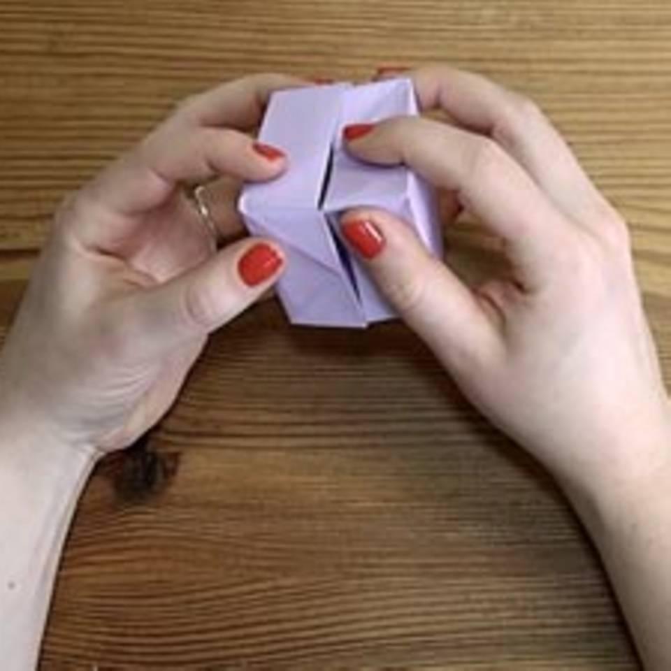Papierschachtel