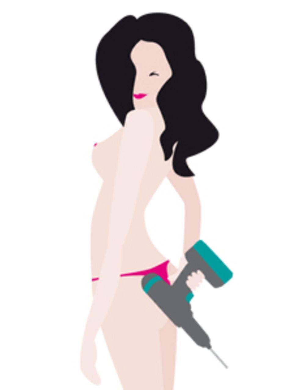 Gleichberechtigung: Sex oder Abwasch?