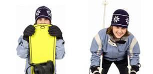 Duell: Skifahrer gegen Snowboarder