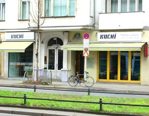 Das Restaurant Kuchi in Berlin