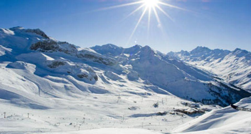 Auf die Skier, fertig, los!