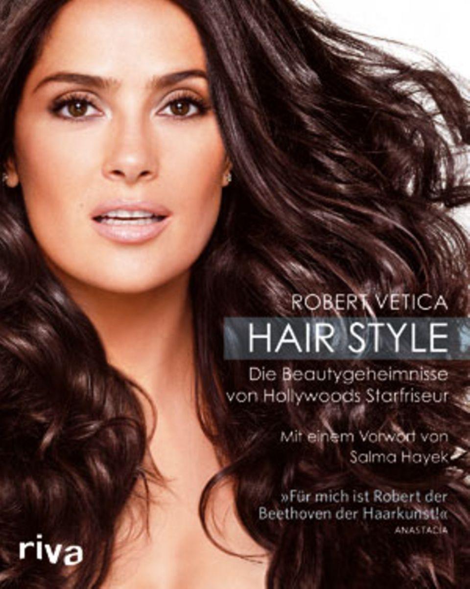 Hairstyling-Tipps vom Profi - Starstylist Robert Vetica zeigt, wie's geht!