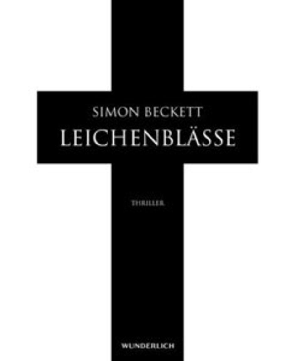 Simon Beckett: Leichenblässe