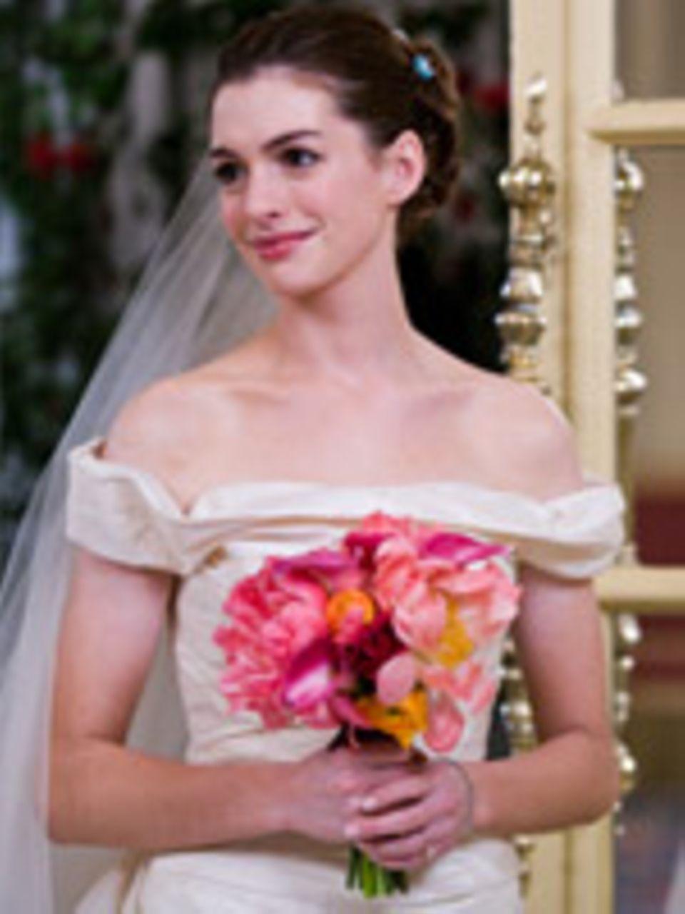 Anne Hathaway als Braut