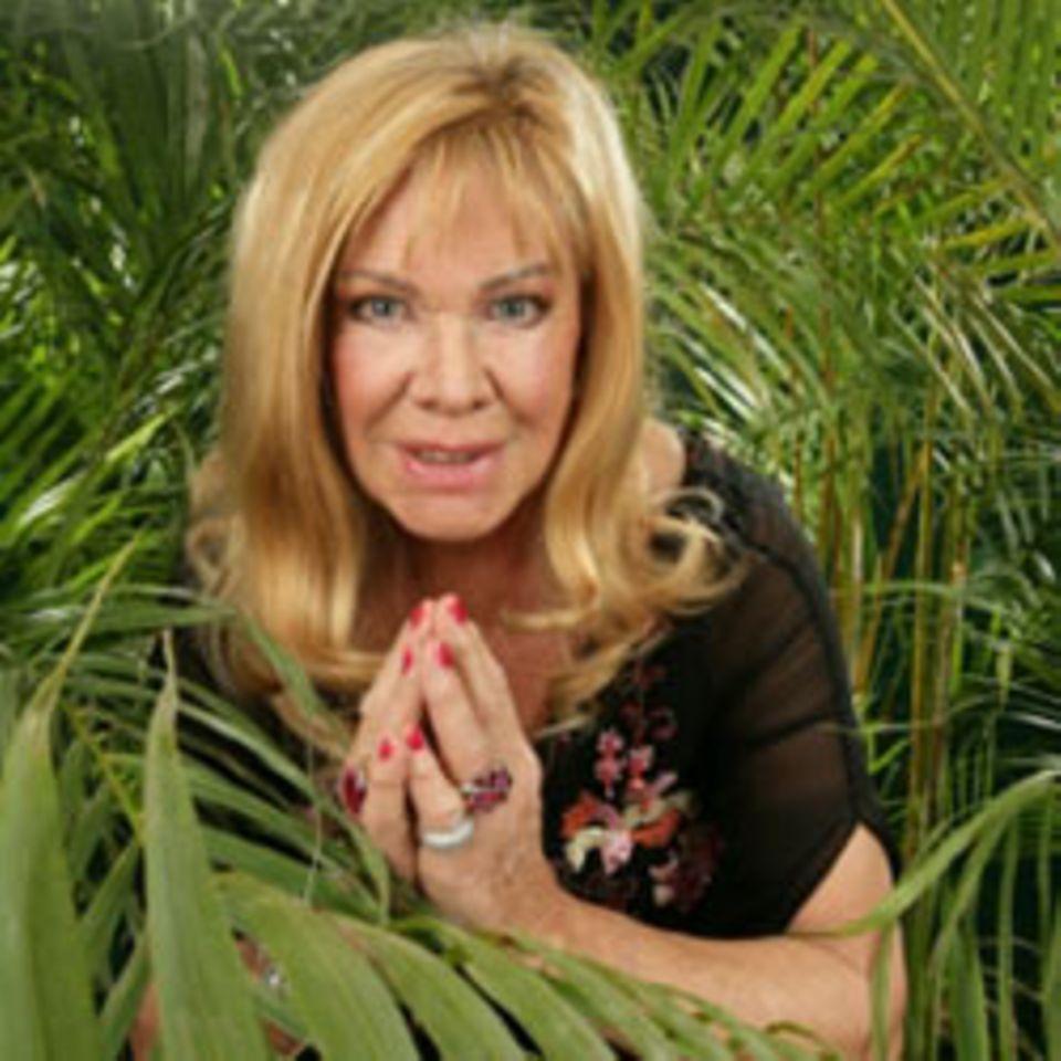 Ingrid van Bergen: Kandidatin im Dschungelcamp 2009