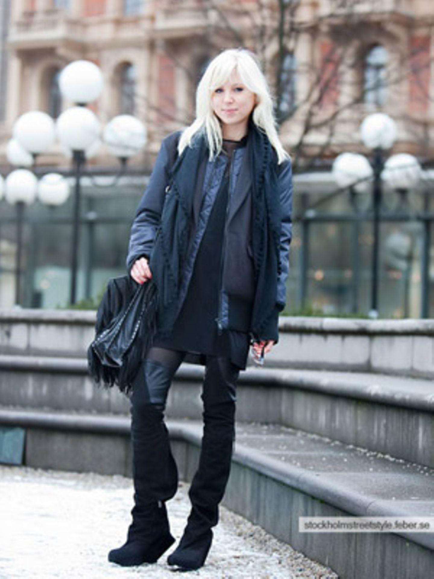 Fotostrecke: Stockholm Streetstyle - No. 1