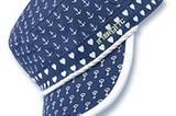 Maritim designte Schirmmütze mit seitlicher Taschenapplikation und rückseitig individuell verstellbarem Größenriegel; 29,99 Euro; von INSIGHT über www.frontlineshop.com