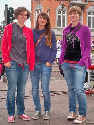 Fotostrecke: Streetstyle Jeans