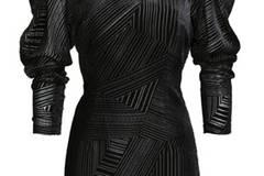 Kleid mit Puffärmeln von H&M, um 70 Euro
