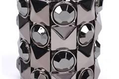 Metallic-Armband aus verschiedenen beweglichen Gliedern von Asos, um 15 Euro