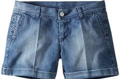 Jeans-Shorts von B.C.S über Conley's, um 40 Euro.