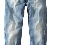 Ausgewaschene Boyfriend-Jeans von Drykorn, über Conley's, um 139 Euro.
