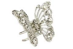 Funkelnder Schmetterling  für's Haar von Accessorize, um 8 Euro.