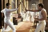 James Bond (Pierce Brosnan, li.) und Gustav Graves (Toby Stephens)