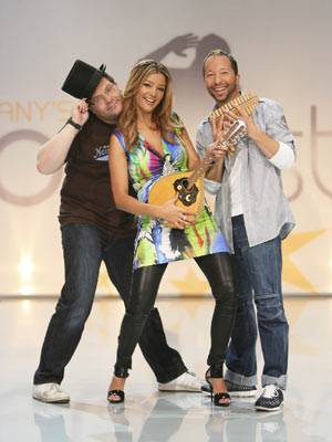 "TV-Tipp: ""Germany's Next Showstars""    Elton, Verona Pooth und DJ Bobo suchen Showtalents für DJ Bobos Europatour."