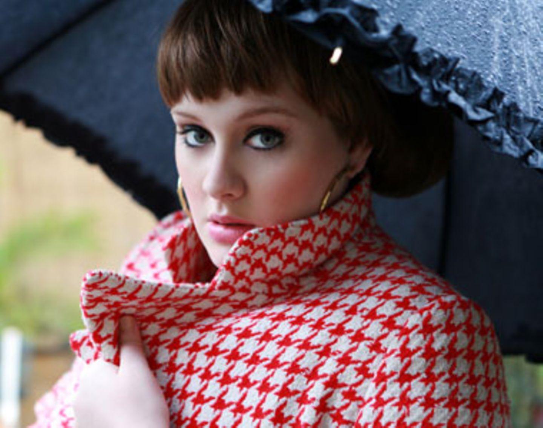"""Direkt von der Brit School in die Charts: Adele und ihr Debütalbum """"19"""""""