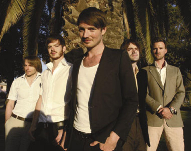 Die netten Herren von The Feeling spielen netten Brit Pop mit Gefühl