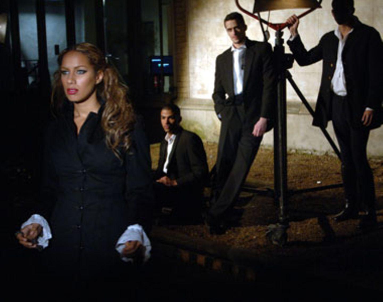 """Mit """"Best Female Singer"""" und """"Best New Act"""" heimste Leona Lewis im letzten November in Monaco gleich zwei World Music Awards ein"""