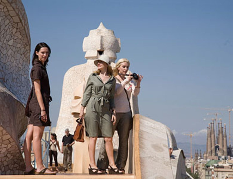 Sightseeing in Barcelona: Woody Allen schwelgt in Bildern der katalanischen Metropole.
