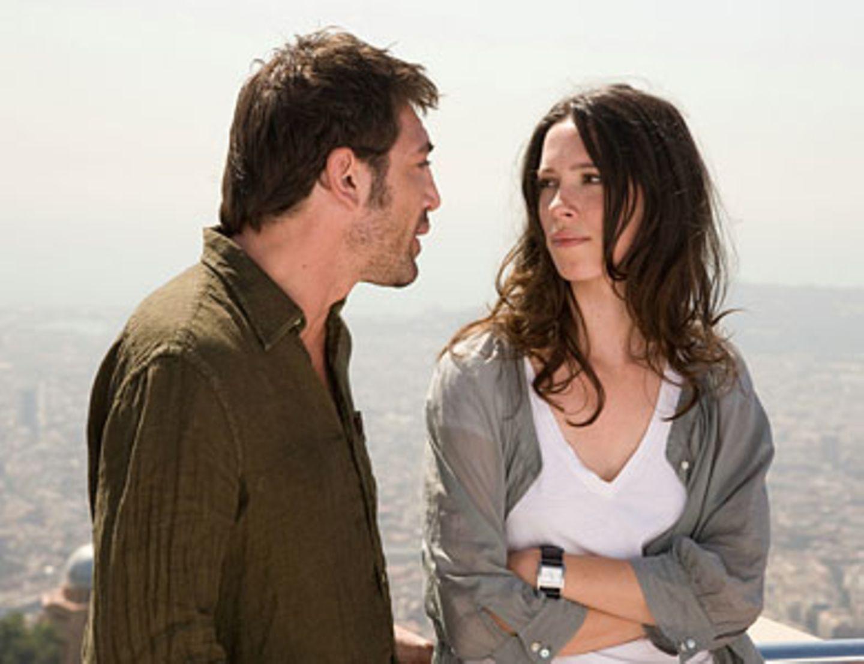 Auch Vicky (Rebecca Hall) fühlt sich zu dem Spanier hingezogen.