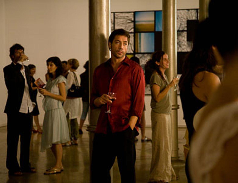 Javier Bardem spielt den heißblütigen Künstler Juan Antonio.
