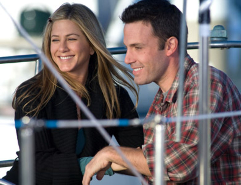 Glücklich ohne Trauschein? Ben Affleck und Jennifer Aniston