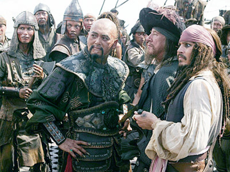 "Fotostrecke: ""Pirates of the Caribbean - Am Ende der Welt"""