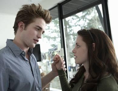 Bella hat keine Angst vor Edward.