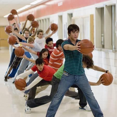 Wenn die Schule zur Tanzfläche wird