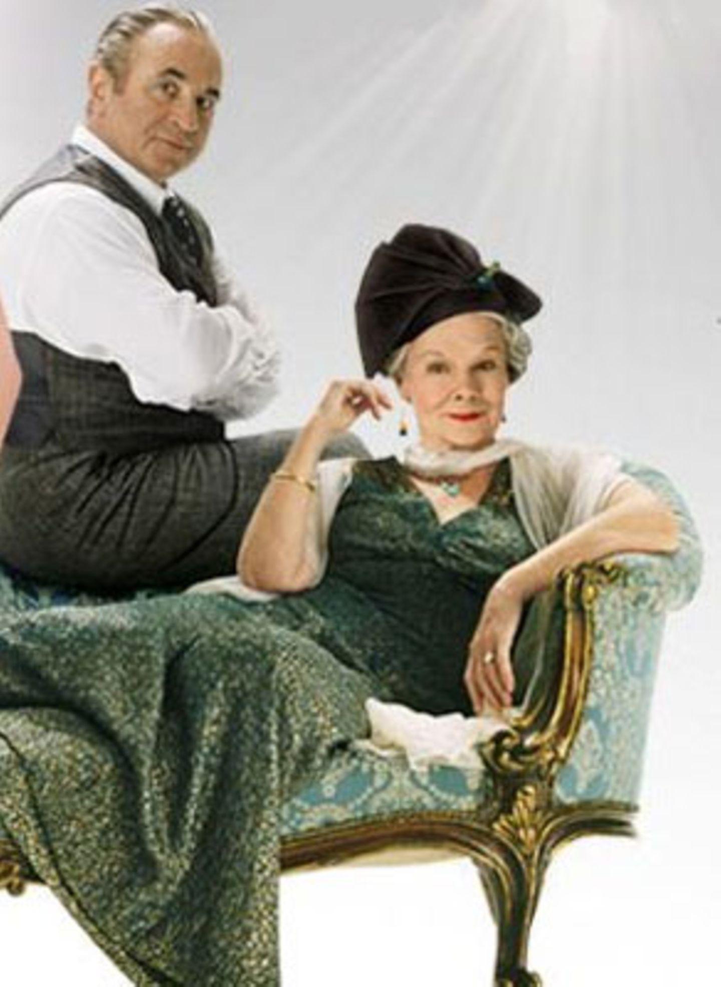 """Judi Dench als Hauptdarstellerin in """"Mrs. Henderson Presents"""""""