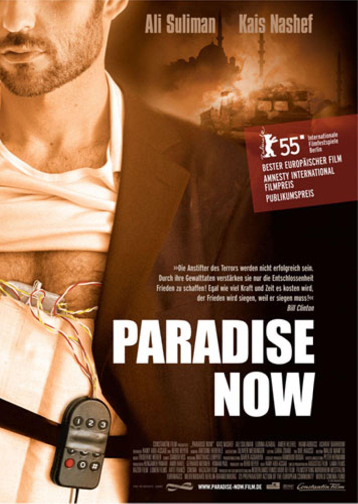 """""""Paradise Now"""" als bester ausländischer Film"""