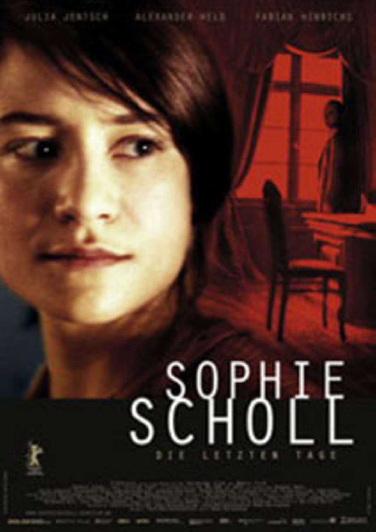 """""""Sophie Scholl - Die letzten Tage"""" als bester ausländischer Film"""