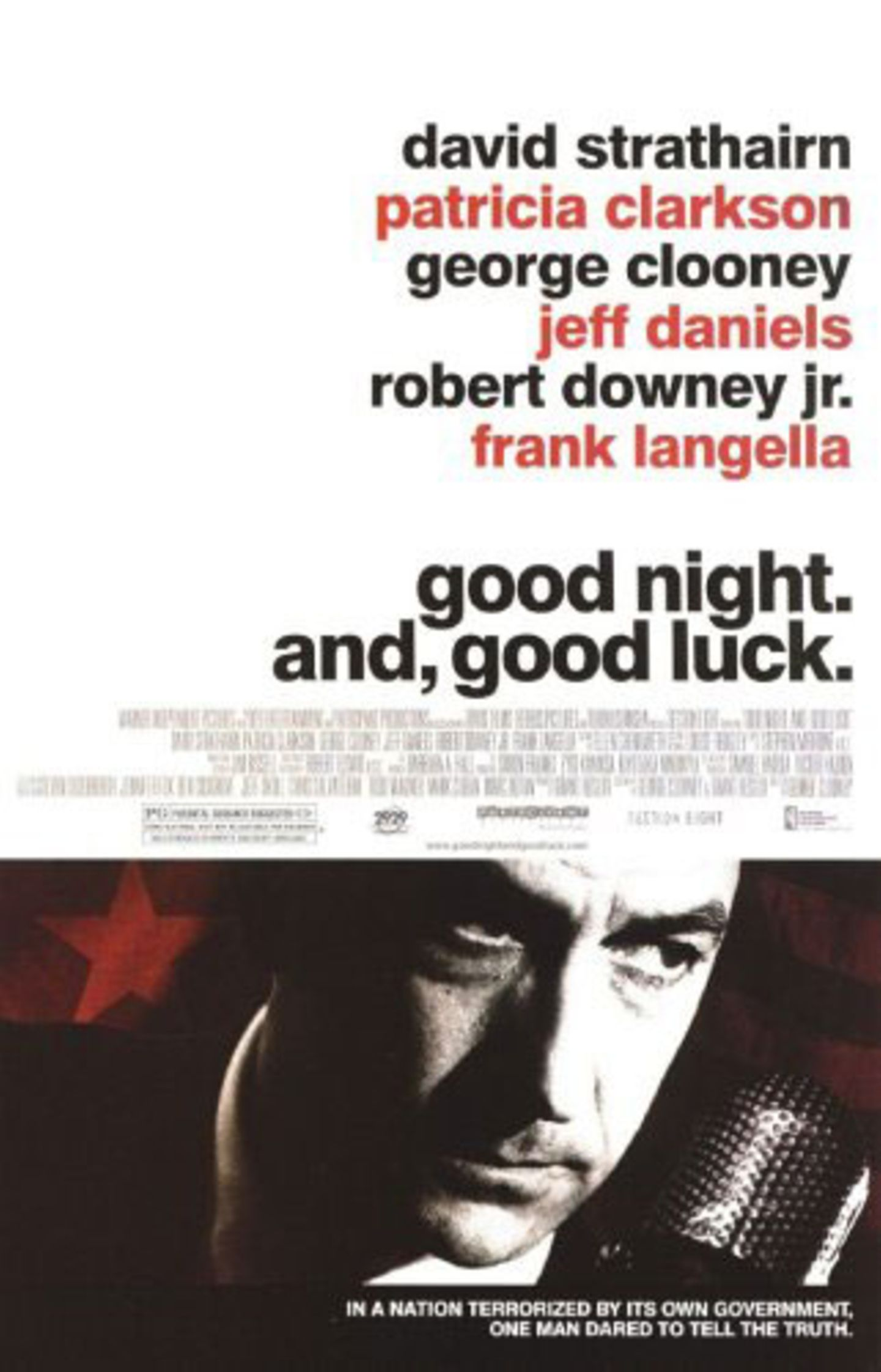 """Good Night and, Good Luck"" als bester Film"