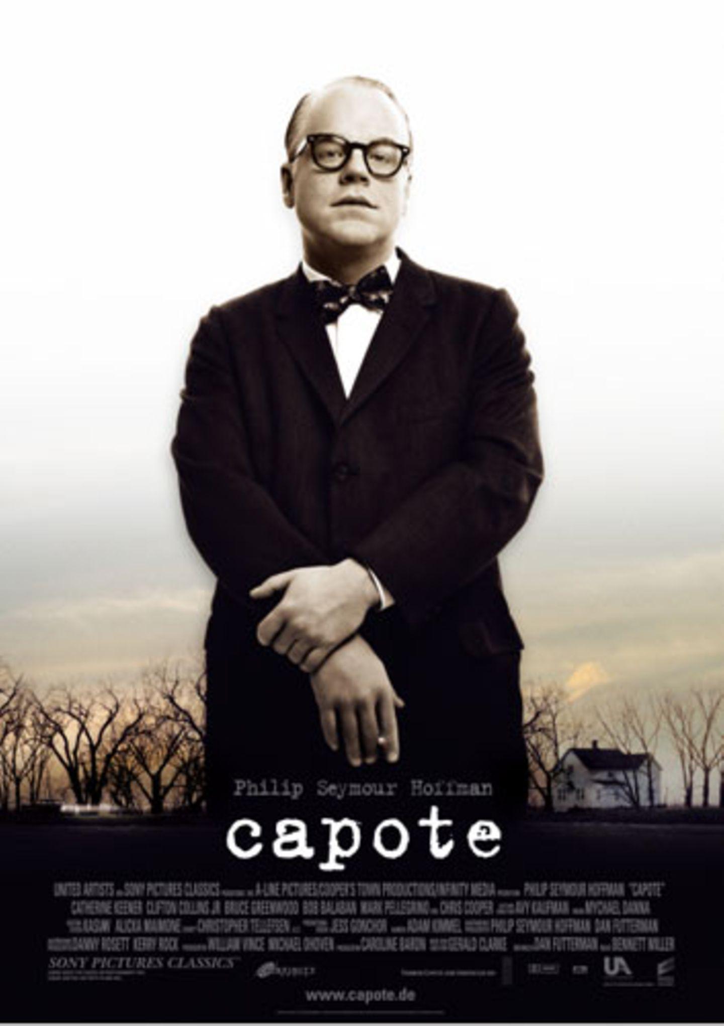 """""""Capote"""" als bester Film"""