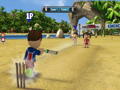Wii: Fotostrecke: Strandparty zum Sparpreis