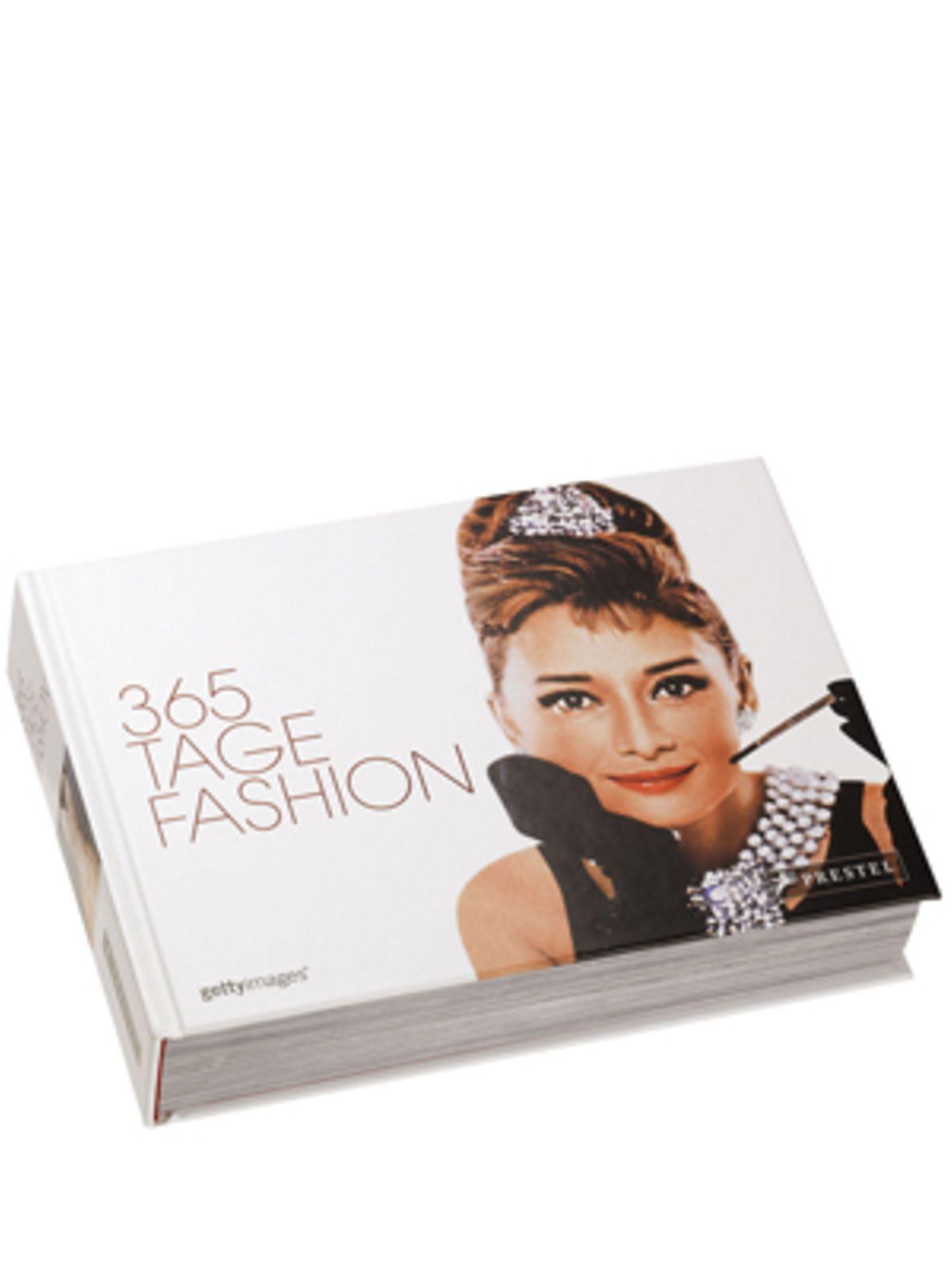 Modebewusstes Cousinchen? Dieser Kalender enthält ganze 365 Tage Mode. Über Conley's, um 30 Euro.