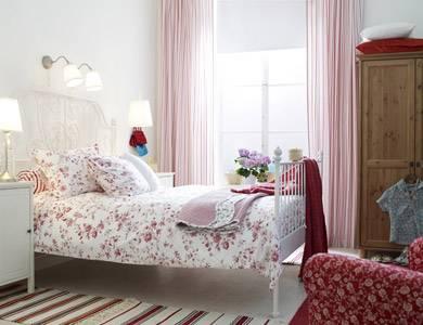 Fotostrecke wohntrends schlafzimmer for Weisses bettgestell