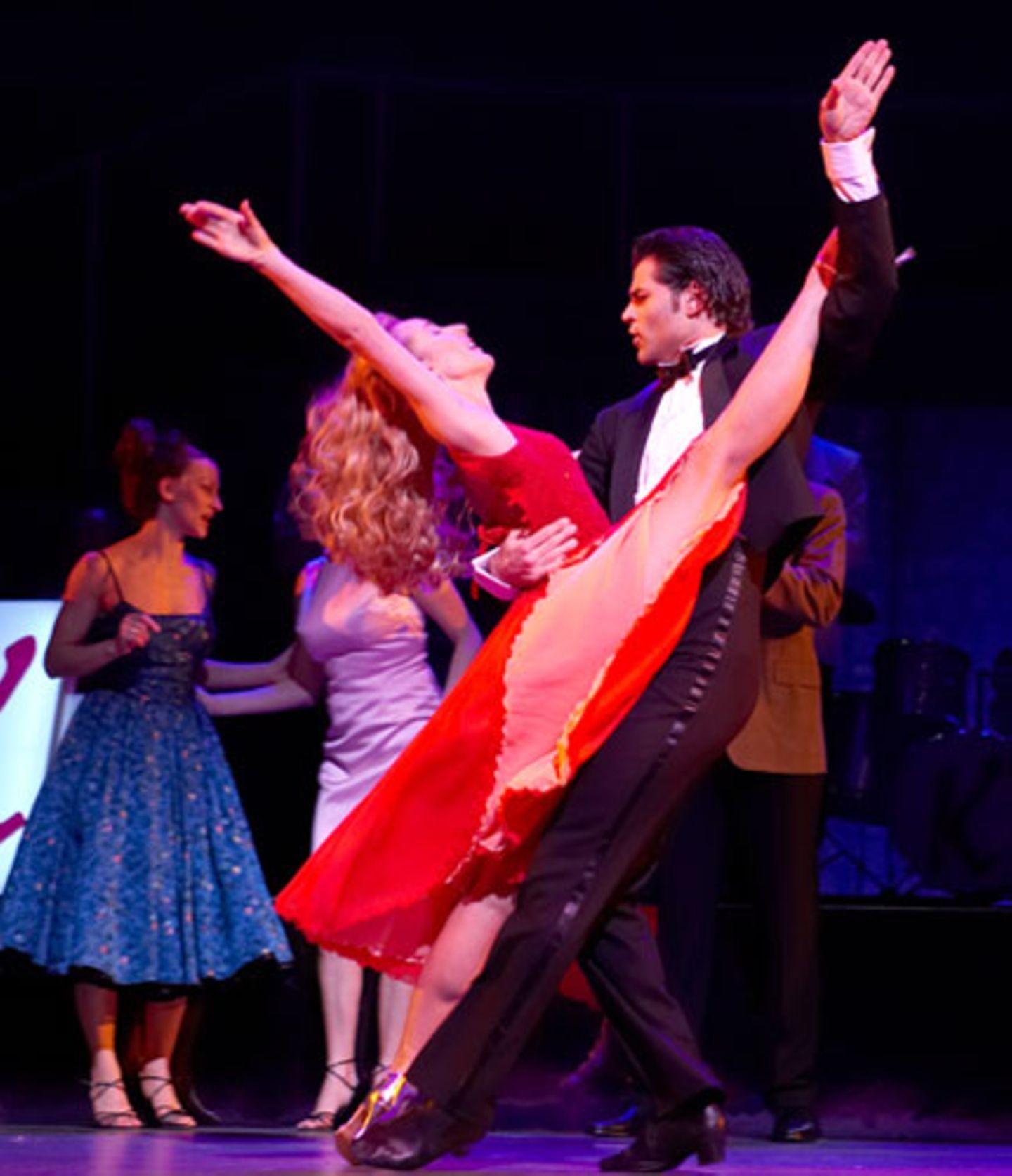 Ihnen tanzt niemand was vor: Die Clubtanzlehrer Johnny Castle und Penny