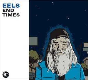 """Eels - """"End Times"""" (Vagrant/Cooperative/Universal)    Der Albumtitel weist bereits deutlich daraufhin, worum es auf der achten Platte von Mark Oliver Everett geht. Ums Ende von Beziehungen, von Freundschaften und dem Überdenken von persönlichen Einstellungen. Um Verlust und um Schmerz. Im Gegensatz zu seinen rockigeren Vorgänger ist """"End Times"""" ruhiger, ja fast schön düster. Das mag daran liegen, dass Everett auf """"End Times"""" vorrangig die Trennung von seiner Frau verarbeitet. Sein gebrochenes Herz hat er in gefühlvolle, tiefgründige Texte verpackt und von spärlich eingesetzten Klängen ummantelt. Wer nun aber glaubt, dass es ein durch und durch schwermutiges und von Einsamkeit geprägtes Album ist, irrt. Eels Weltschmerz lässt sich wunderbar aushalten, denn auch wenn die Traurigkeit deutlich zu hören ist, entdeckt man immer wieder ein paar zuversichtliche Zeilen. Schließlich zieht jedes Ende auch einen Neuanfang nach sich.    Für Fans von: Wilco, Get Well Soon, Spoon, Grizzly Bear"""