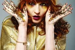 Florence & The Machine: Florence gewann bei den diesjährigen BRIT AWARDS den Kritker-Preis (Critics'Choice Award)